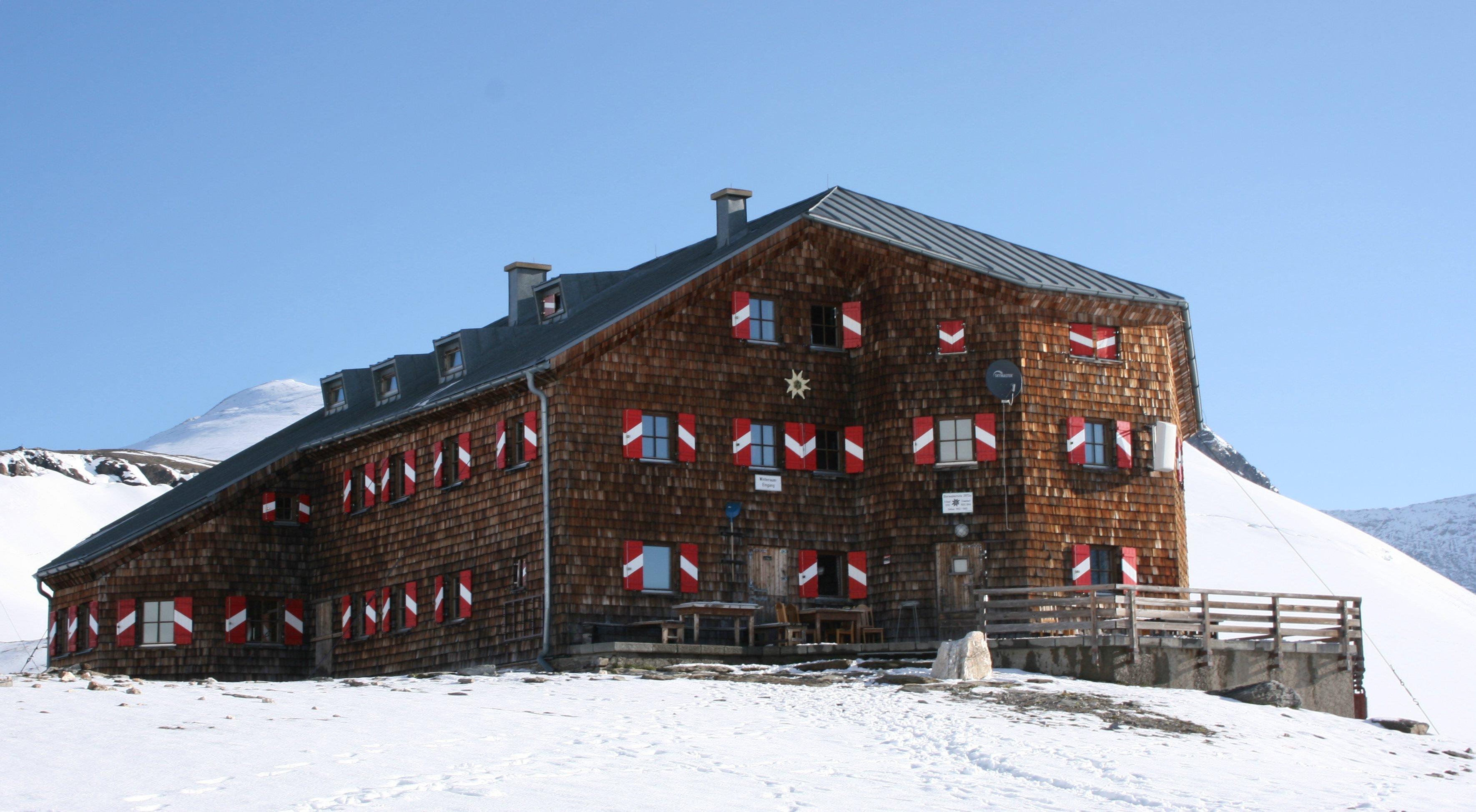 Oberwalder-Huette