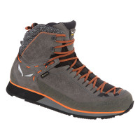 3845 Grey/Fluo Orange