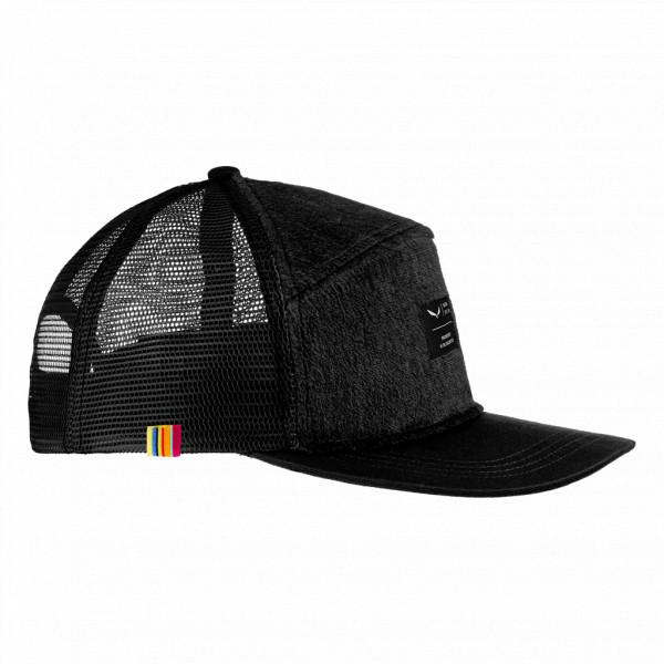 Base Cap schwarz