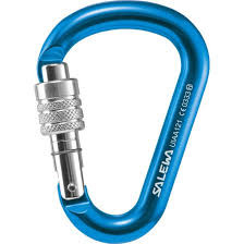 SALEWA HMS SCREW G2 KARABINER