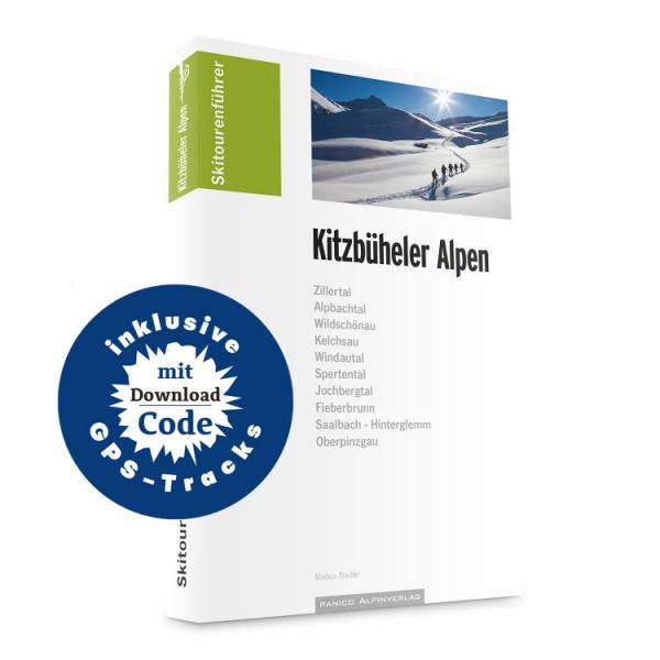PANICO VERLAG Kitzbühler Alpen